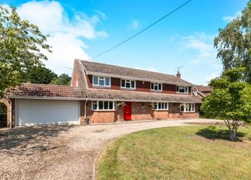 Thumbnail 5 bed detached house for sale in Tadley, Hampshire, England