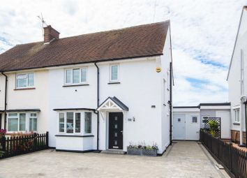 Thumbnail 3 bed semi-detached house for sale in Meads Close, Ingatestone