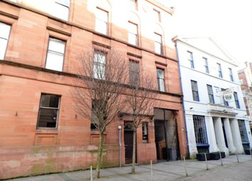 Thumbnail 1 bed flat for sale in Flat 8, 20 Blackfriars Street, Glasgow