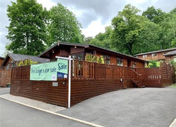 Thumbnail 2 bedroom lodge for sale in Limefitt Park, Windermere