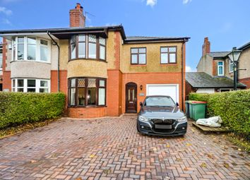 Thumbnail 5 bed semi-detached house for sale in 254 Longridge Road, Grimsargh, Preston