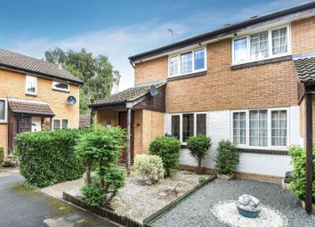 Thumbnail 2 bed end terrace house to rent in Tregarth Place, Goldsworth Park, Surrey
