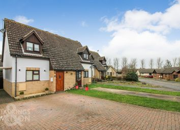 Thumbnail 2 bed semi-detached house for sale in Dakings Drift, Halesworth