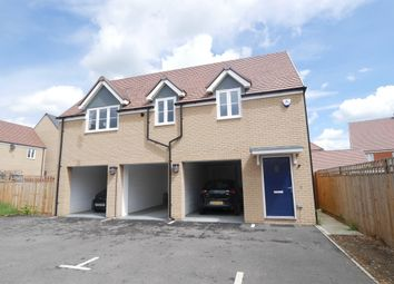 Thumbnail 2 bed detached house for sale in Turing Road, Biggleswade