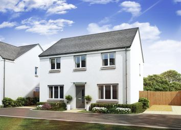 "Thumbnail 4 bedroom detached house for sale in ""The Ettrick "" at Salters Road, Strawberry Corner, Wallyford"