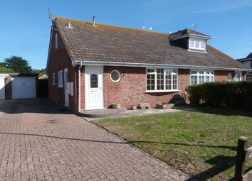 Thumbnail 3 bed semi-detached house for sale in Park Crescent, Selsey, Chichester