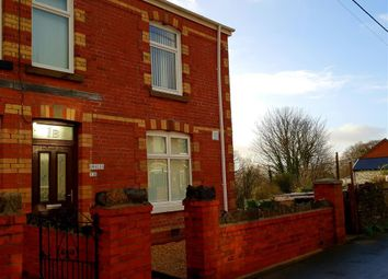 Thumbnail 3 bed property to rent in New Road, Cilfrew, Neath
