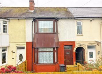 Thumbnail 2 bedroom terraced house for sale in Bilhay Lane, West Bromwich, West Midlands