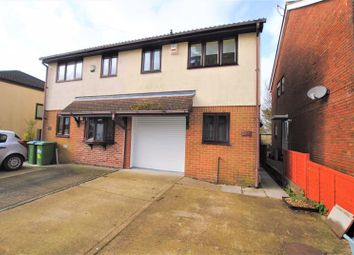 Thumbnail 3 bed semi-detached house to rent in Commercial Street, Southampton