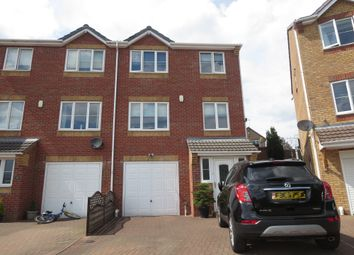 Thumbnail 3 bed semi-detached house for sale in Turin Close, Meir Hay, Stoke-On-Trent