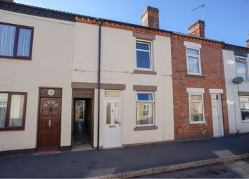 Thumbnail 3 bed terraced house for sale in Thornley Street, Burton-On-Trent