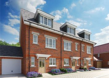 Thumbnail 3 bedroom terraced house for sale in Hitches Lane, Fleet, Hampshire