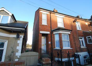 3 bed end terrace house for sale in Pembury Road, Tonbridge TN9