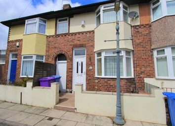 Thumbnail 3 bed town house for sale in Witton Road, Tuebrook, Liverpool