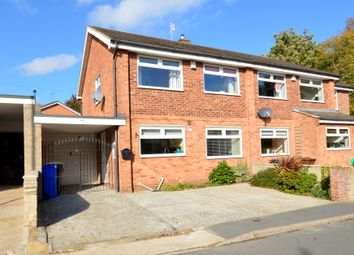 Thumbnail 3 bed semi-detached house for sale in Ullswater Close, Halfway, Sheffield
