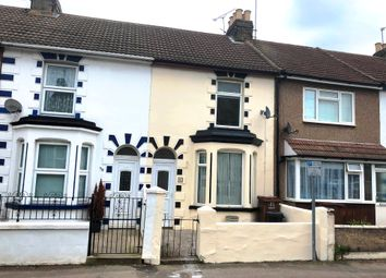 Thumbnail 3 bed terraced house for sale in Waterloo Road, Gilingham