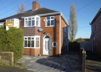 Thumbnail 3 bed semi-detached house for sale in Parkfield Road, Dresden, Stoke-On-Trent