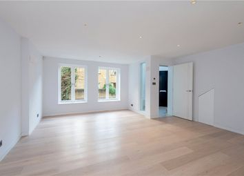Thumbnail 4 bed mews house to rent in Walpole Mews, St John's Wood, London