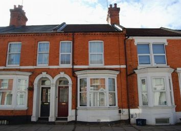 Thumbnail 3 bedroom terraced house to rent in Derby Road, Abington, Northampton