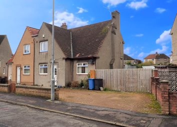 Thumbnail 3 bed semi-detached house for sale in Wood Crescent, Kilwinning
