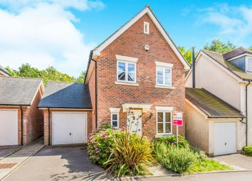 Thumbnail 3 bed detached house for sale in Deergrass Walk, Knowle, Fareham
