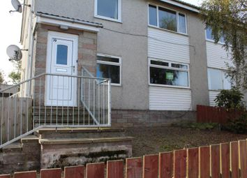Thumbnail 2 bed flat to rent in Western Avenue, Ellon