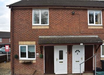 Thumbnail 2 bed end terrace house for sale in Moorlands Close, Buckland, Newton Abbot, Devon.