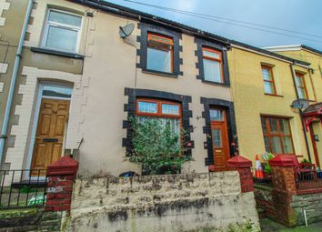 Thumbnail 3 bed terraced house for sale in Woodland Road, Tylorstown, Ferndale, Rhondda Cynon Taff