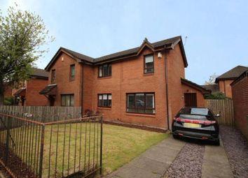Thumbnail 2 bedroom semi-detached house for sale in Elderpark Street, Glasgow, Lanarkshire