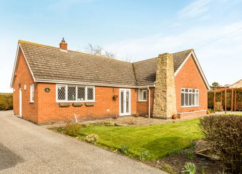 Thumbnail 3 bed detached bungalow for sale in The Stack, Scotterthorpe, Gainsborough