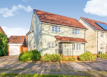 4 bed detached house for sale in Snowdrop Close, Burgess Hill RH15