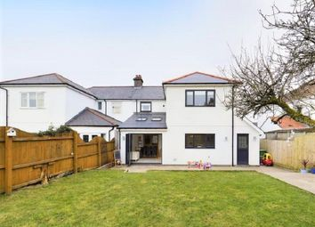 Thumbnail 4 bed semi-detached house for sale in Pantbach Road, Rhiwbina, Cardiff.