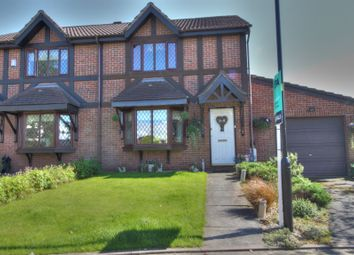 Thumbnail 3 bed semi-detached house for sale in Chartwell Close, Clayton-Le-Woods, Chorley