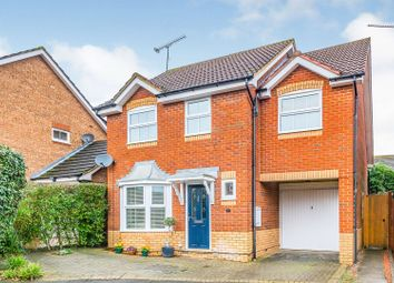 Thumbnail 4 bed detached house for sale in Constable Close, Woodley Airfield, Reading