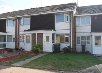 Thumbnail 2 bedroom terraced house to rent in Vancouver Road, Durrington