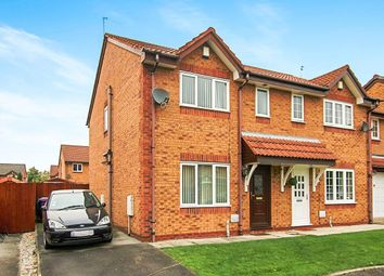 Thumbnail 3 bed semi-detached house for sale in Elwick Drive, West Derby, Liverpool