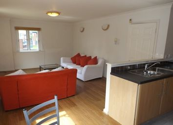 Thumbnail 2 bedroom flat to rent in Langtons Wharf, Leeds
