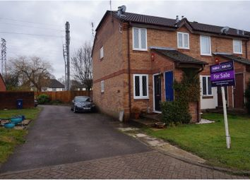 Thumbnail 1 bedroom maisonette for sale in Ayling Court, Farnham