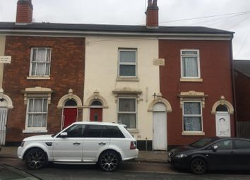 Thumbnail 3 bed terraced house for sale in Lozells Street, Lozells, Birmingham