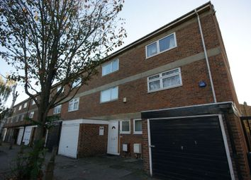 Thumbnail 4 bed terraced house to rent in Bancroft Road, London