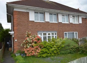 Thumbnail 2 bedroom semi-detached house for sale in Kettlehouse Road, Kingstanding, Birmingham