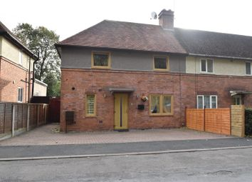 Thumbnail 3 bed semi-detached house for sale in Vines Lane, Droitwich