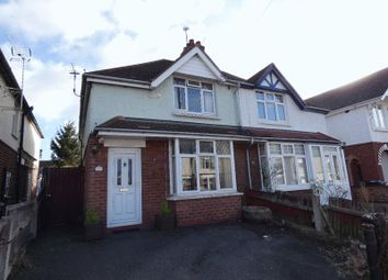 Thumbnail 3 bed semi-detached house for sale in Massey Road, Tredworth, Gloucester