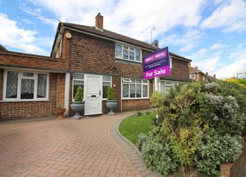 Thumbnail 3 bed semi-detached house for sale in High Street, Staines-Upon-Thames