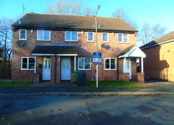 Thumbnail 2 bed town house to rent in Beaulieu Way, Swanwick, Alfreton, Derbyshire
