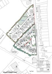 Thumbnail Land for sale in Nedging Hall Cottages, Hadleigh Road, Nedging Tye, Ipswich