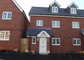 Thumbnail 3 bedroom terraced house to rent in Brewer Avenue, Axminster
