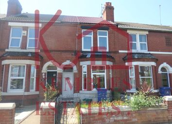 Thumbnail 3 bed terraced house to rent in Ravensworth Road, Hyde Park