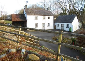 Thumbnail 2 bed detached house to rent in Blaenpennal, Aberystwyth