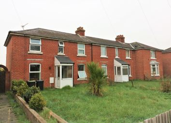 Thumbnail 3 bed end terrace house for sale in Fareham Road, Gosport